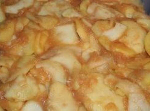 Crockpot Apple Brown Betty Recipe