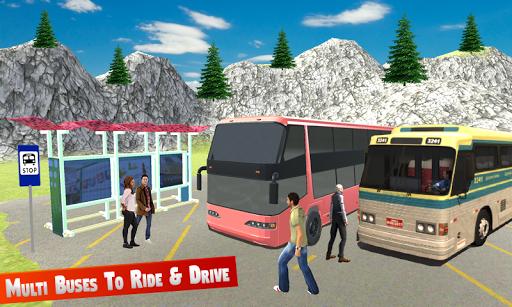 Modern Bus Game Simulator apktram screenshots 11