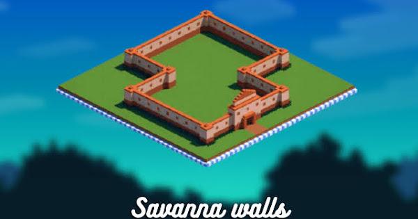 Savanna walls