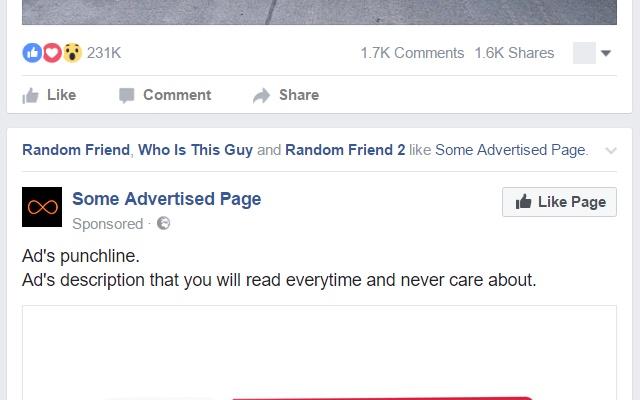 AdBlock for Facebook