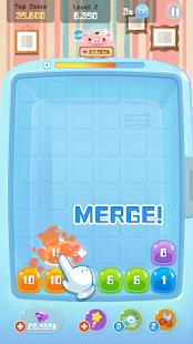 Drag and merge