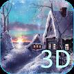 Christmas House 3D LWP APK