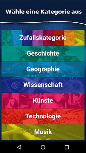 Wissenquiz  screenshots 2