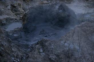 Photo: St. Lucia Volkanik Bölge. Yerden kükürt kaynıyor. Sulphur springs in the drive-in volcano