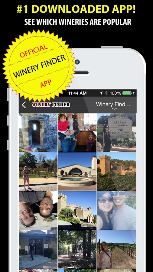 Napa Valley Sonoma WineCountry- screenshot