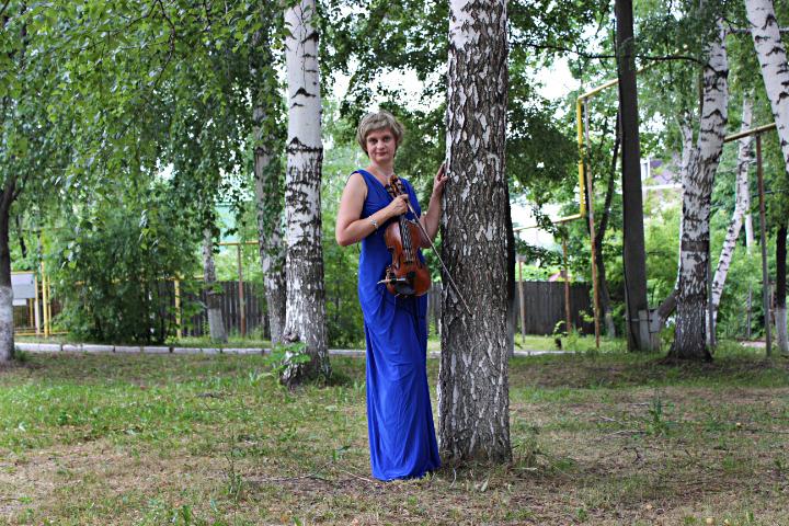 Елена Веселых в Самаре