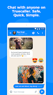 Truecaller: Caller ID, SMS, spam block & payments Mod APK [Premium Cracked] 3