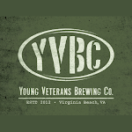 Logo of Young Veterans Brewery Company I <3 Jet Noise