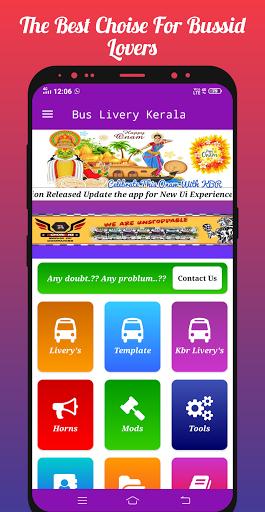 Bus Livery Kerala 4.0 screenshots 6