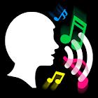 Añadir música a voz icon