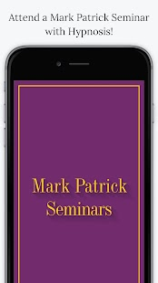 Mark Patrick Seminars App- screenshot thumbnail