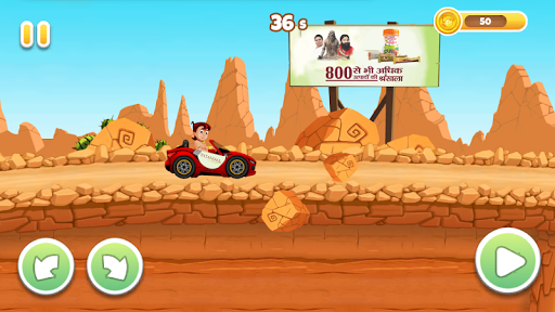 Chhota Bheem Speed Racing  screenshots 2