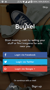 Buyxel - náhled
