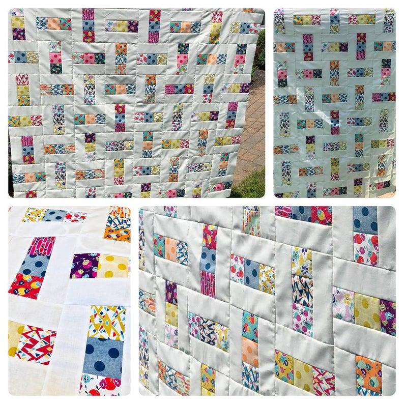longnor street quilt