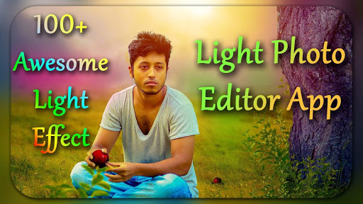 Light Photo Editor 4.6 screenshots 1