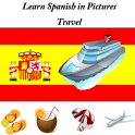 Spanish in Pictures Trip Trial icon