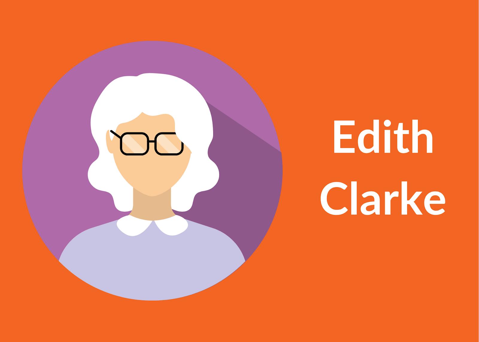 Edith Clarke avatar