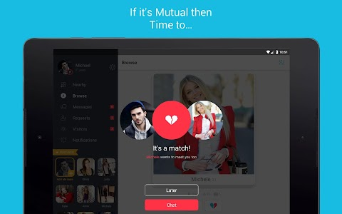 WannaMeet –Dating & Chat App screenshot 8