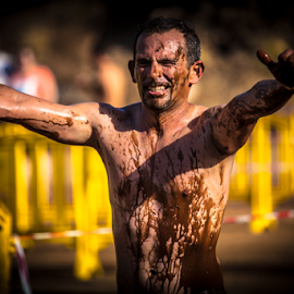 I made it! by Jose Luis Mendez Fernandez - Sports & Fitness Running ( sports, runner, running, athlete, man,  )
