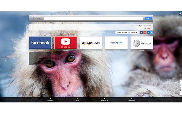 National Geographic New Tab