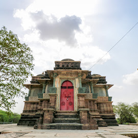 Indian temple by Lakshya Sharma - Buildings & Architecture Places of Worship