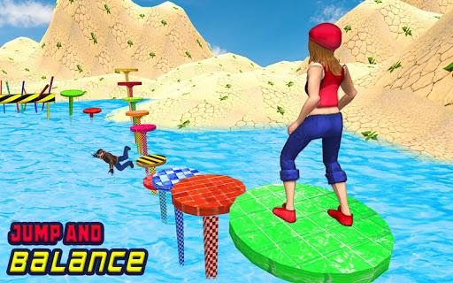 New Water Stuntman Run 2020: Water Park Free Games  screenshots 7