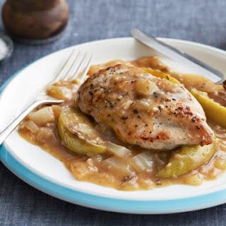Apple Cider Chicken.