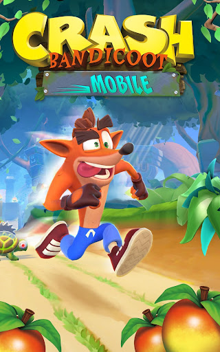 Crash Bandicoot Mobile 10