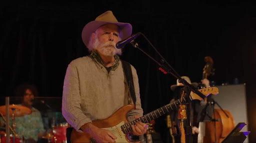 Bob Weir & Expanded Wolf Bros Lineup Perform St. Patrick's Day Livestream Concert