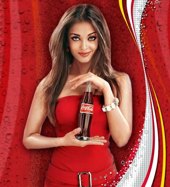 Aishwarya Rai in red