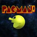 Pacman 3D icon