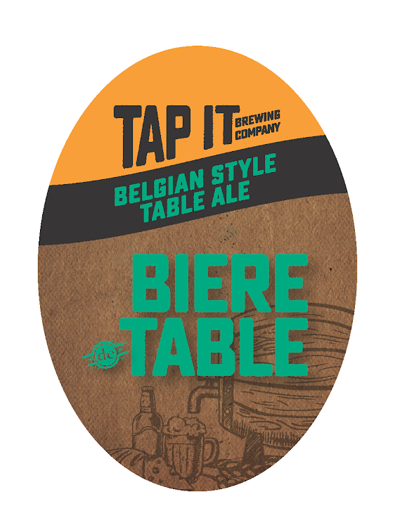 Logo of Tap It Biere De Table