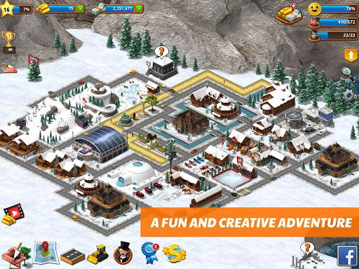 Tropic Paradise Sim: Town Building City Island Bay 1.0.10 screenshots 9