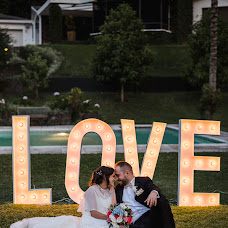 Fotógrafo de bodas Giancarlo Gallardo (Giancarlo). Foto del 11.05.2018