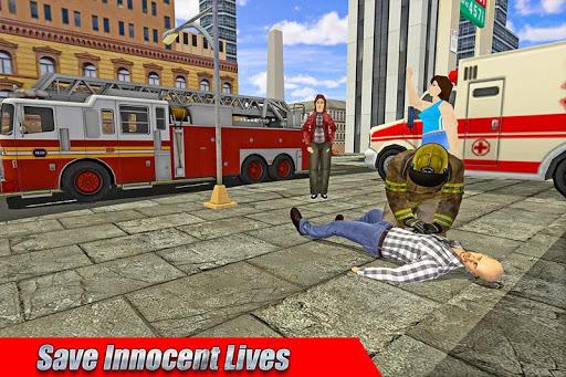 911 Emergency Rescue- Response Simulator Games 3D 1.0 de.gamequotes.net 3