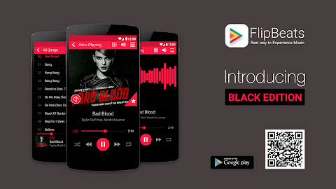 FlipBeats - Best Music Player Screenshot 9