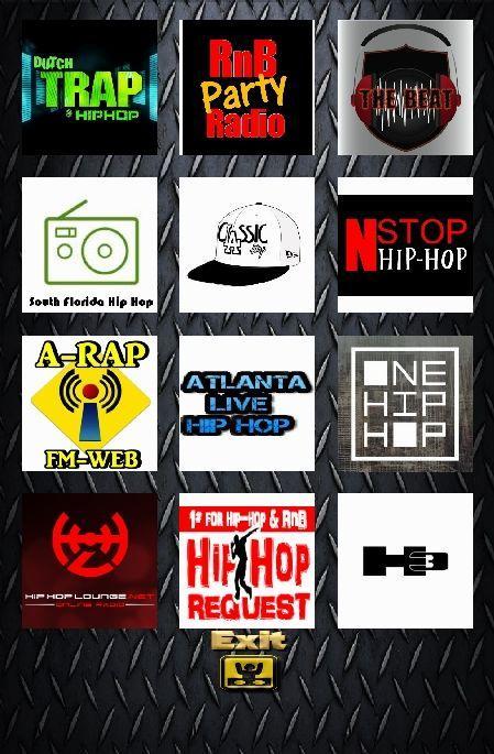 hip hop music radio android apps on google play. Black Bedroom Furniture Sets. Home Design Ideas