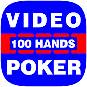 Video Poker 100 Hands