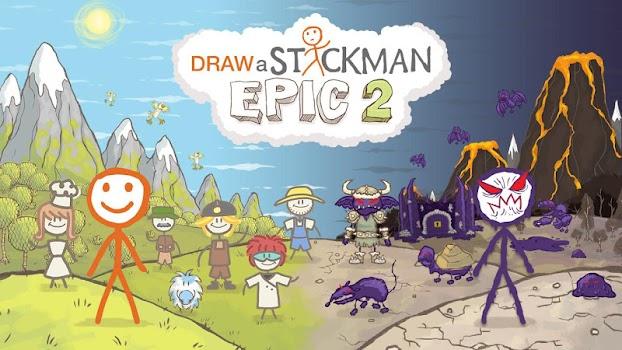 Draw a Stickman: EPIC 2 Free