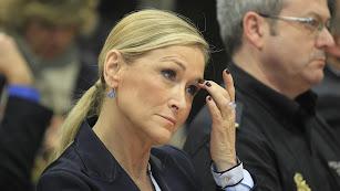 Cristina Cifuentes, en una imagen de archivo.
