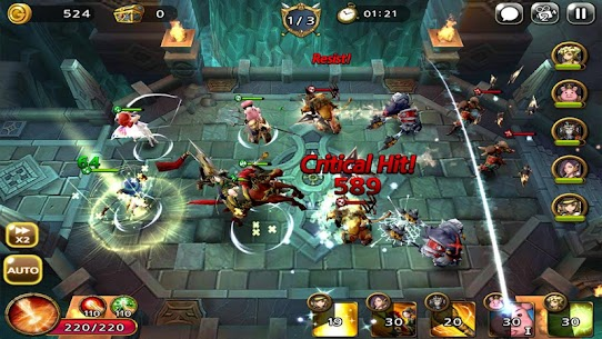 Guardian Soul Mod Apk Download For Android and Iphone 6