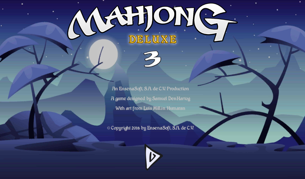 Mahjong Deluxe 3- screenshot