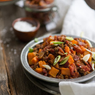 Smoky Beanless Chili