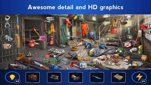 Mystery Crime Case - Real Criminal Investigation 1.3 screenshots 2