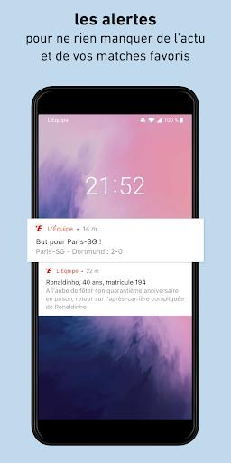 L'Équipe screenshot 1