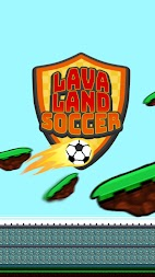 Lava Land Soccer APK screenshot thumbnail 1
