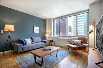 West 47th Street Apartment