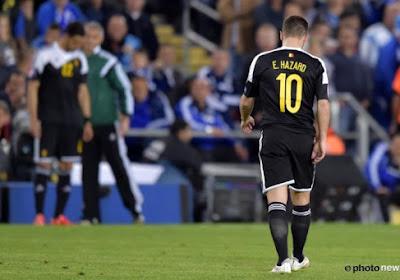 """Hazard à Wilmots: """"Pourquoi tu fais ça ?"""""""