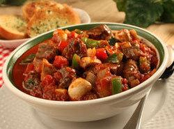 From Mr. Food. Sicilian Beef One Pot Recipe