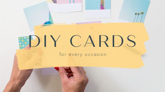 Do-It-Yourself Cards - YouTube Thumbnail Template